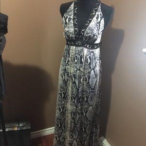 Silk dress Bebe